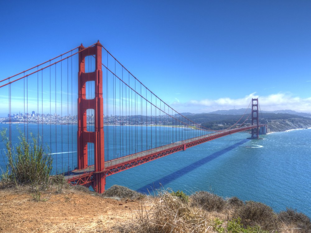This is my photo of the Golden Gate Bridge, there are many like it but this one is mine.