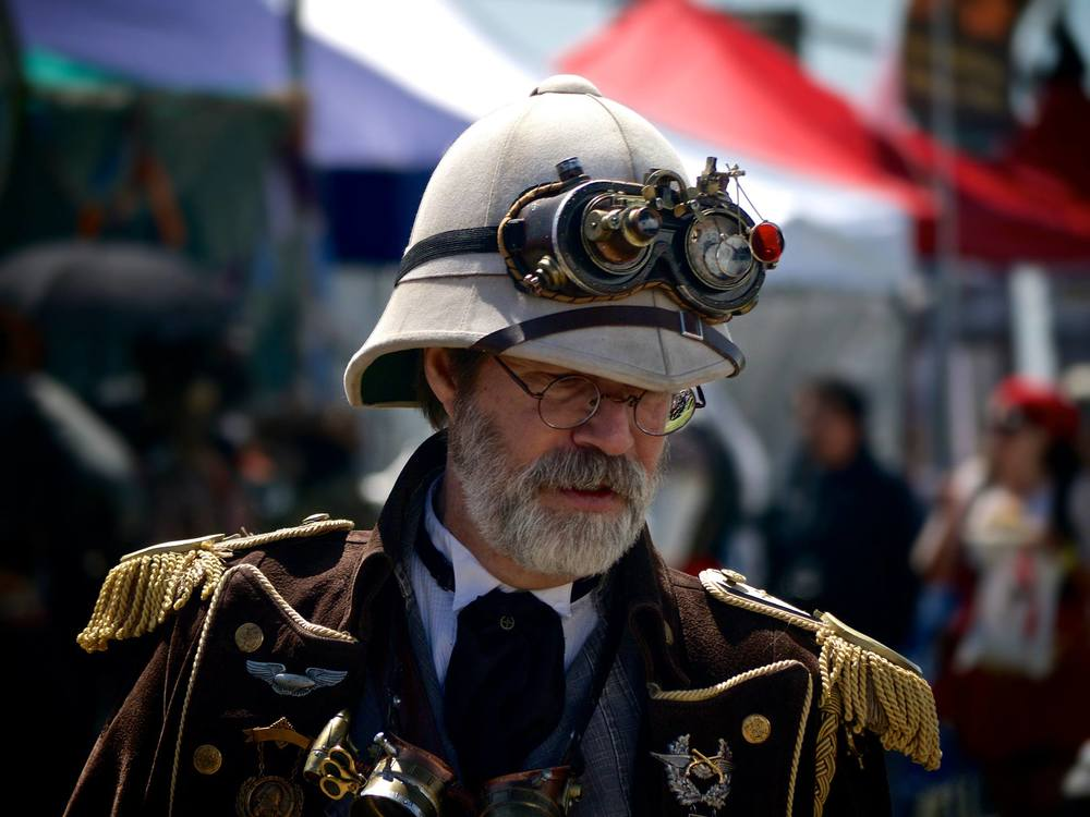 Steampunk @ Pirate Fest