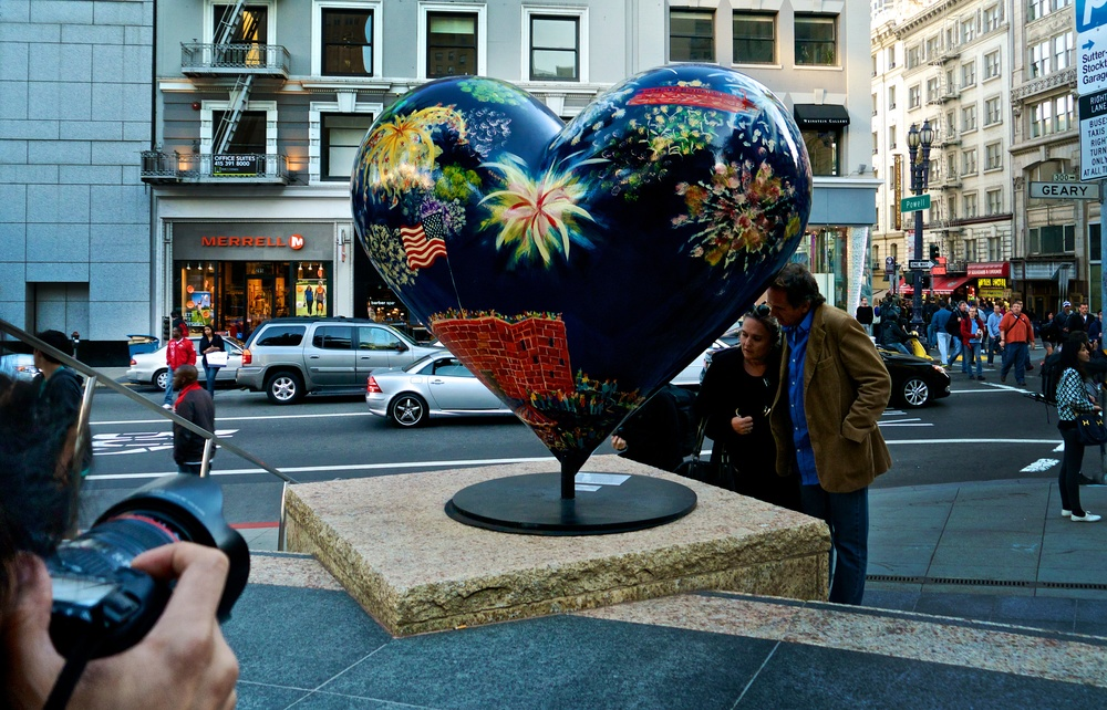 Hearts of SF
