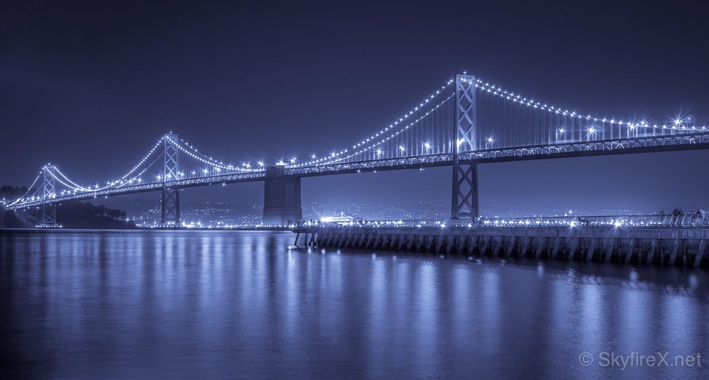 SF-Bay-Bridge-Night