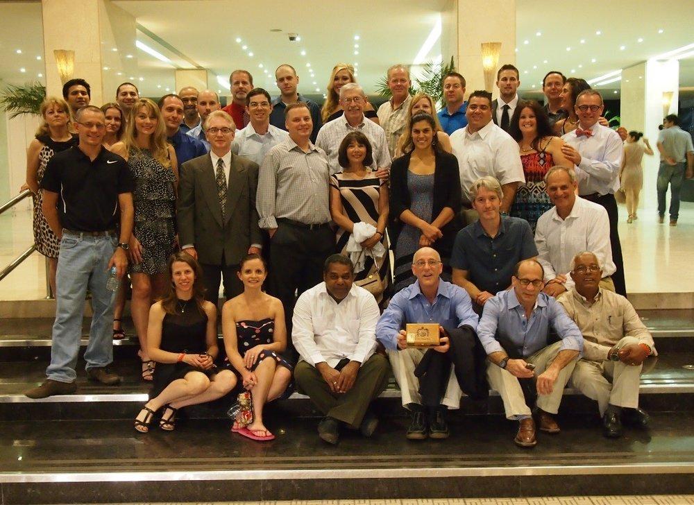 Panama 2013 Team