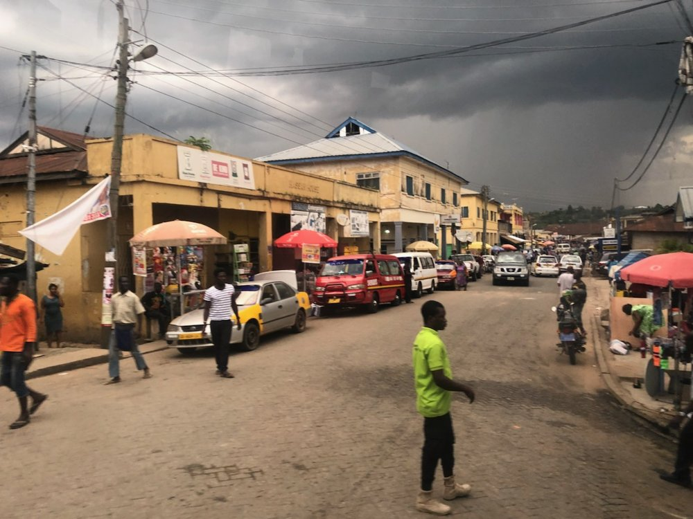 OPERATION WALK 2018 GHANA - STORM AHEAD