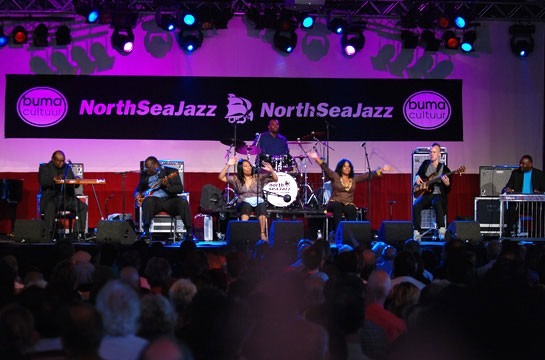 North Sea Jazz Fest Campbell Brothers