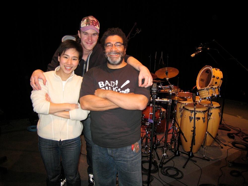 Lenny Castro & Mamiko Kitaura