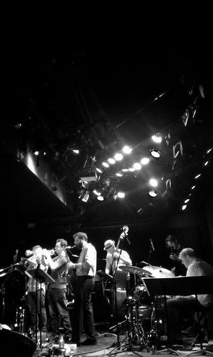 Respect Sextet @ Le Poisson Rouge
