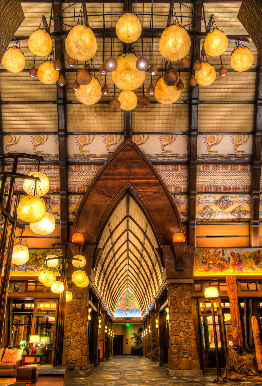 Disney's Aulani Resort in Hawaii