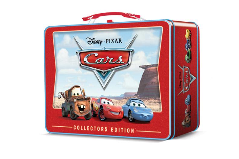 Cars Tin