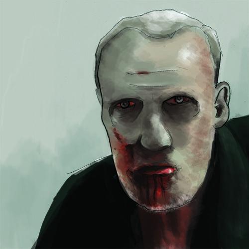 Merle - Walking Dead