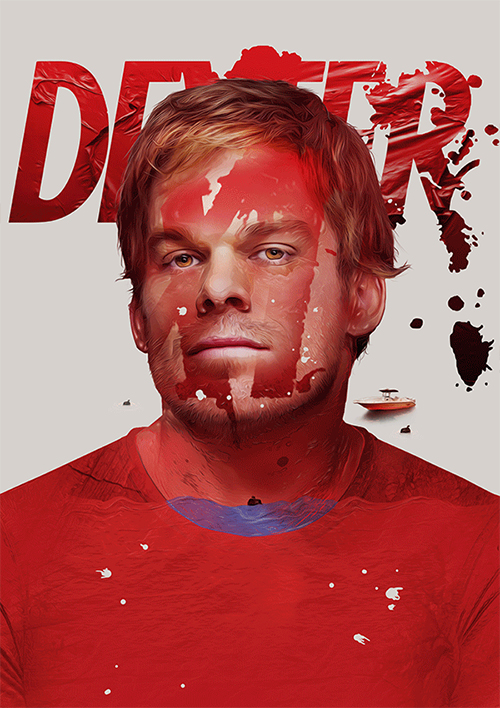 Dexter Poster - Adam Spizak