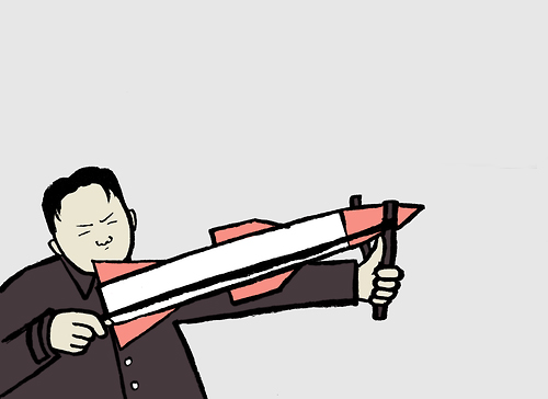 North Korea - Illustration