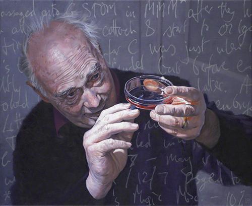Sir Martin John Evans - David Cobley