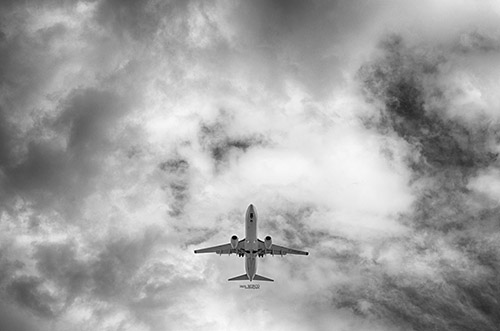 Plane Photograph