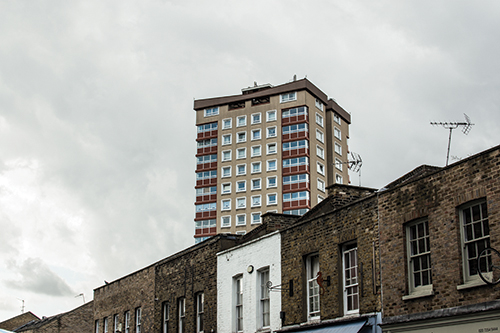 Broadway Market High-rise