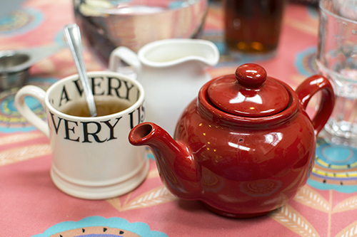 Wiverton Cafe Teapot