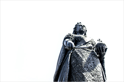Queen Victoria Statue, Windsor