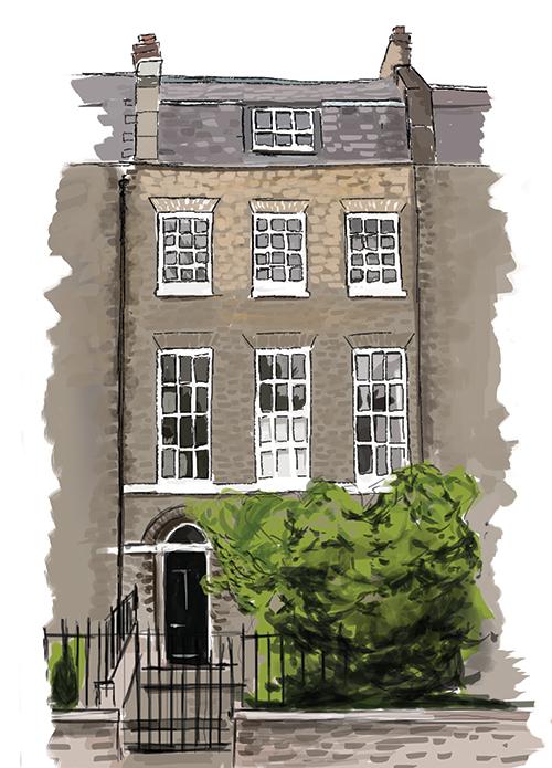 House in Hackney, London