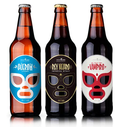 Cervecería Sagrada Mexican beer