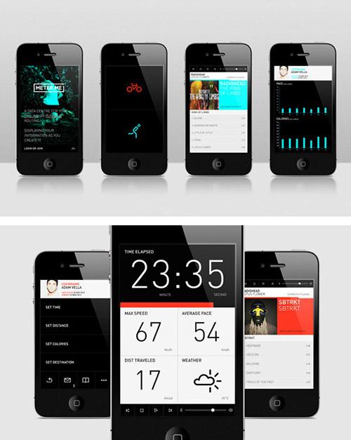 Meter.Me fitness app
