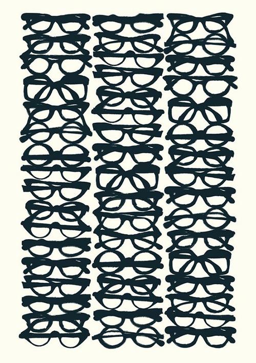 Glasses - Illustration