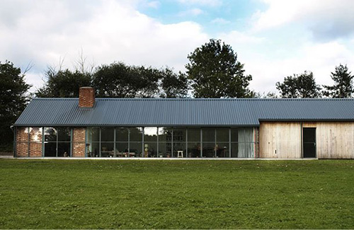 Stable Acre -David Kohn Architects