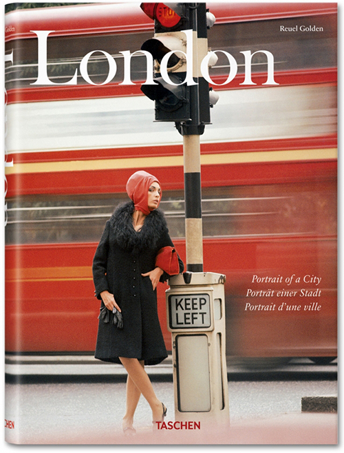 London book cover