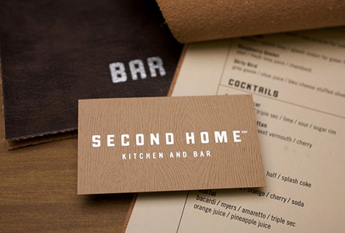 Second Home branding