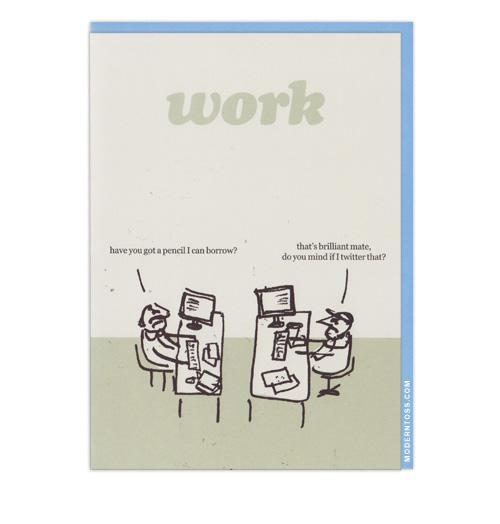 Mordern Toss - Work