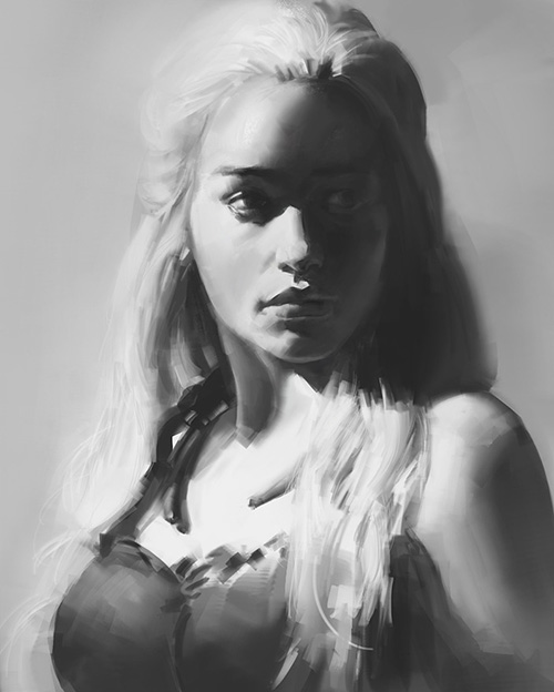 Daenerys Targaryen - Caimansong