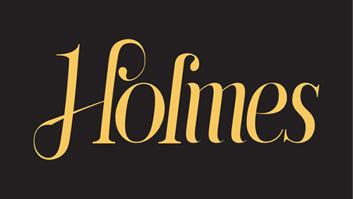 Holmes Typography - Idgie Pina
