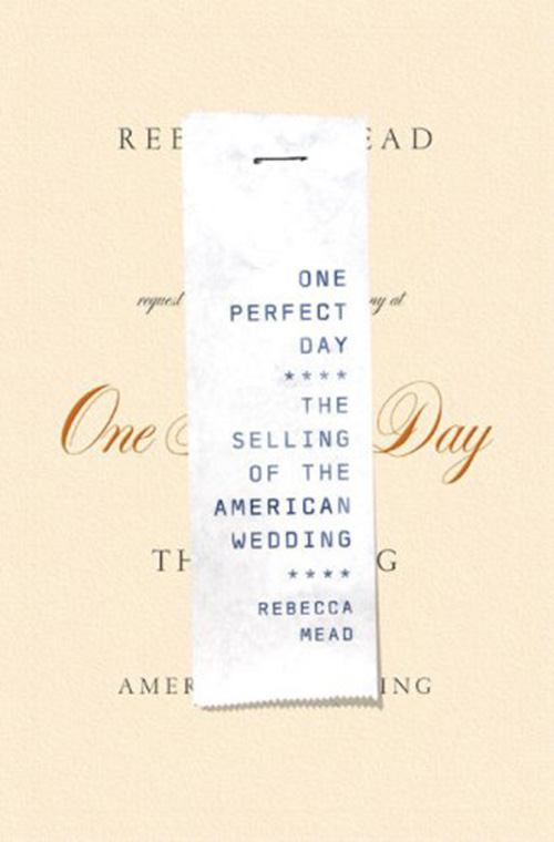 One Perfect Day cover - Evan Gaffney