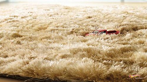 Hot Wheels Safari advert