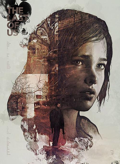 Last of Us Illustration -StudioKxx