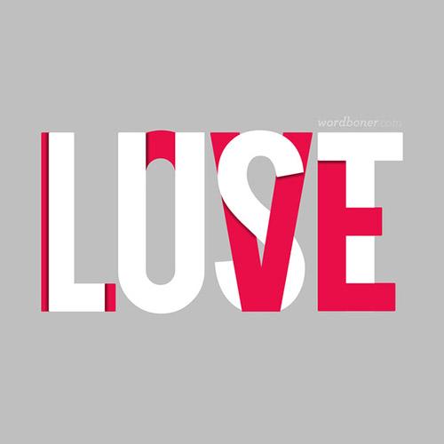 Love Lust - WRDBNR