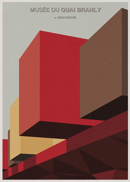 Architecture Illustrations -Andre Chiote