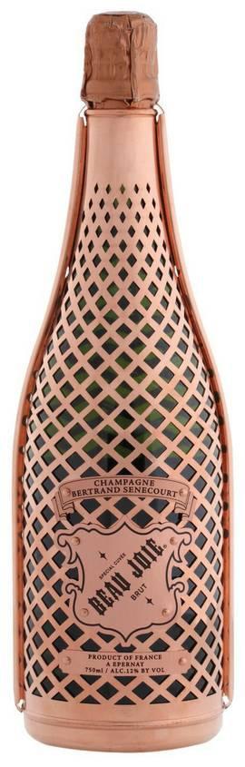 Champagne bottle - Beau Joie