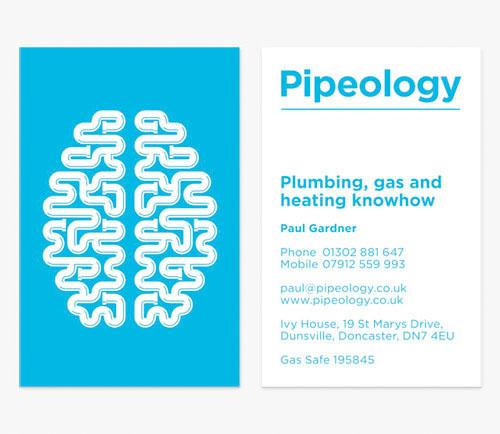 Pipeology branding