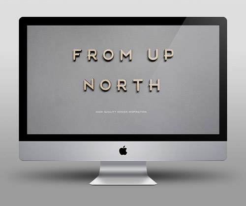 From Up North wallpaper