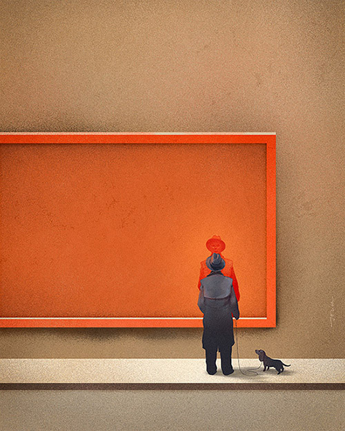 Editorial Illustration - Pawel Jonca