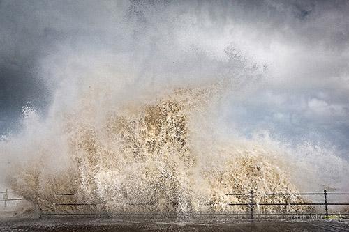 Norfolk Coast storm - Chris Taylor