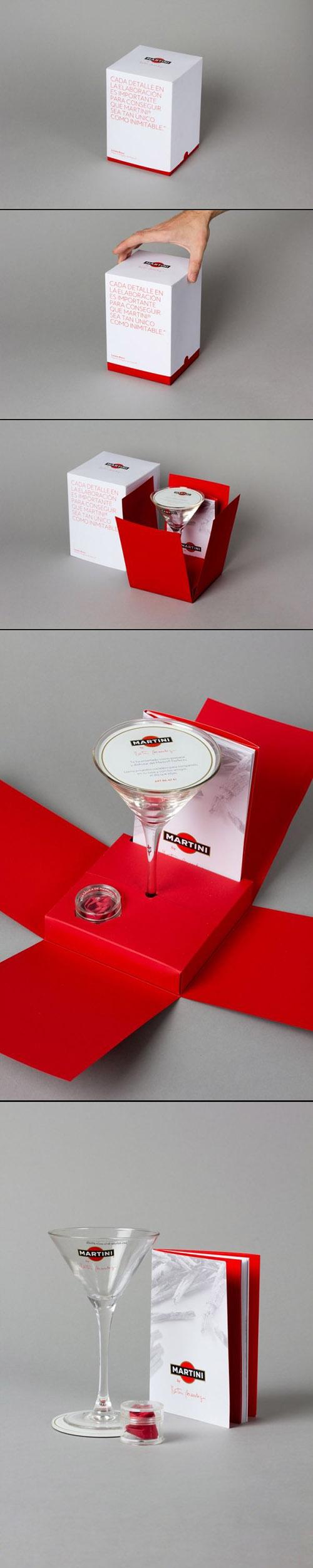 Martini packaging