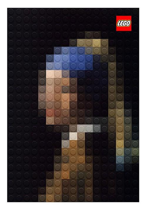 Lego Advertising - Marco Sodano
