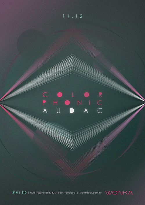 Colorphonic Poster