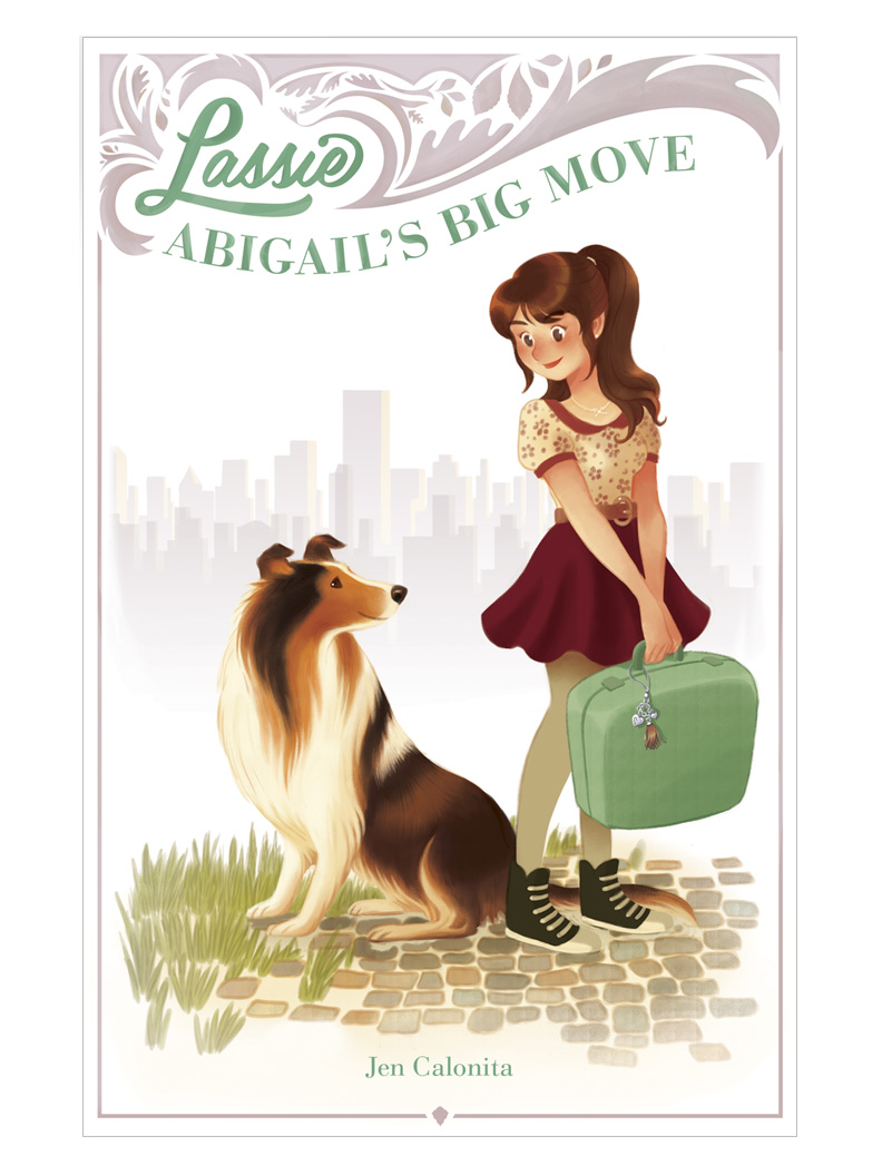 Lassie Chapter Books