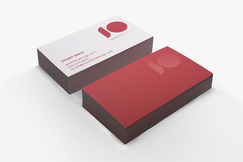 Sosmithy Design Business Cards