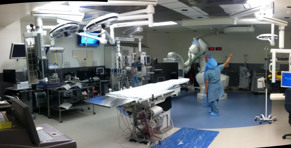 Sutter Memorial Medical Center In Modesto Ca Opens Hybrid