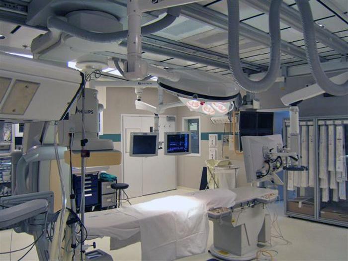Hybrid Or Operating Room Philips Fd20 Skytron Stellar