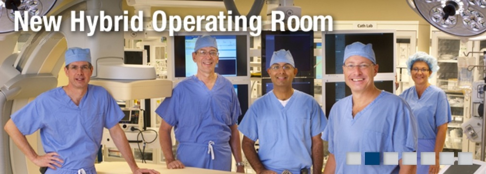 Hybrid Operating Room Surgeons