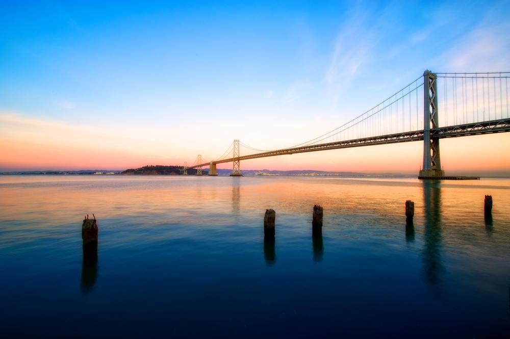 Sunrise on the Bay Bridge.jpg