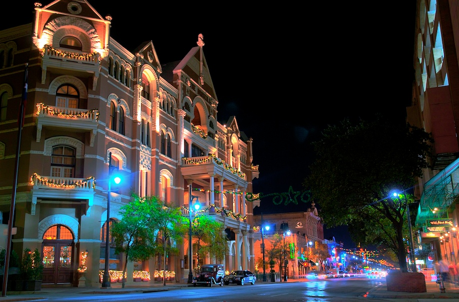 South Austin Hotels I