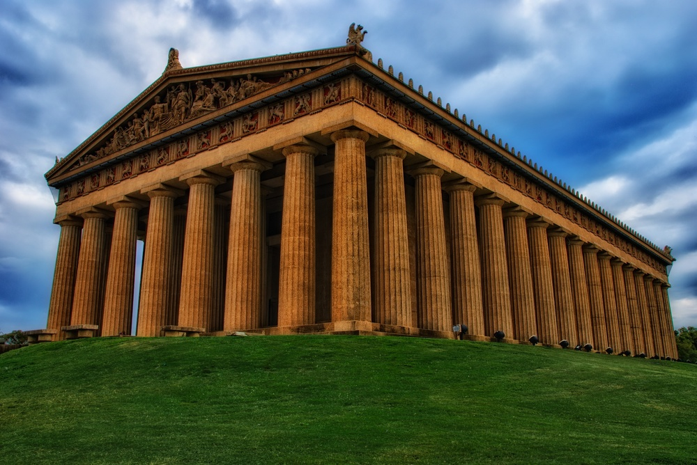 Classical architecture — Nomadic Pursuits - a blog by Jim Nix